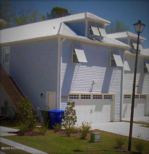 133 James Avenue A, Surf City, NC 28445 (MLS #100223534) :: The Oceanaire Realty
