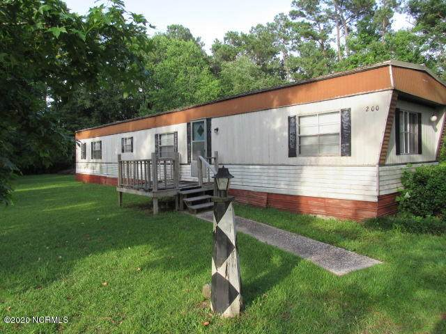 200 Clayton Drive, Newport, NC 28570 (MLS #100224152) :: Barefoot-Chandler & Associates LLC