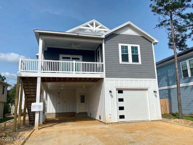 408 Seafarer Drive, Carolina Beach, NC 28428 (MLS #100226978) :: Stancill Realty Group