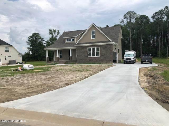 451 Alton Village Drive, Greenville, NC 27858 (MLS #100228110) :: Carolina Elite Properties LHR