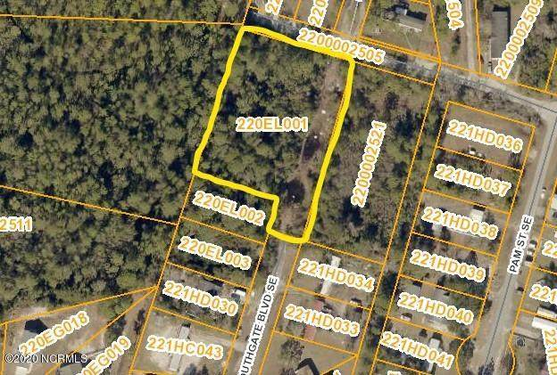 1.25 Acres Southgate Boulevard SE, Southport, NC 28461 (MLS #100230858) :: Welcome Home Realty