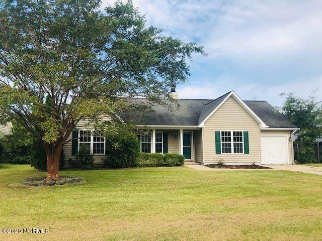 154 Settlers Circle, Jacksonville, NC 28546 (MLS #100237028) :: Lynda Haraway Group Real Estate