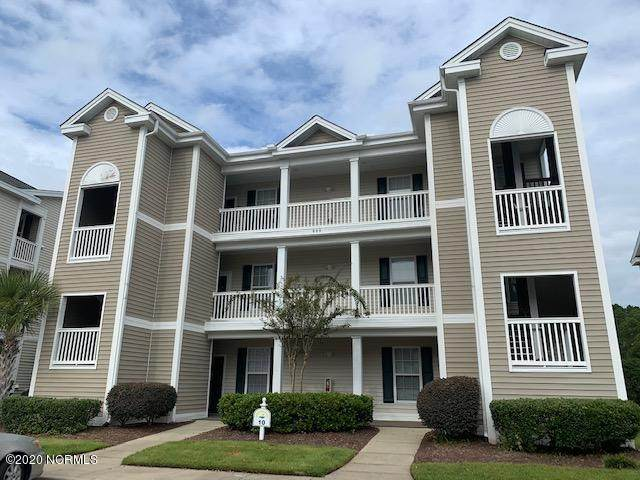 880 Great Egret Circle SW #1, Sunset Beach, NC 28468 (MLS #100239963) :: The Bob Williams Team