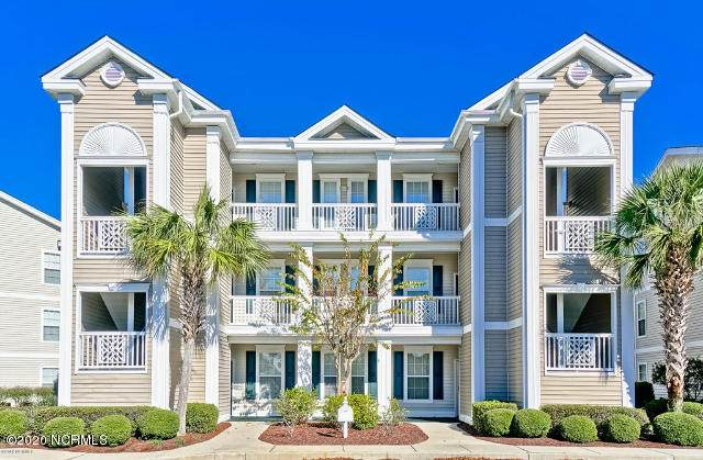 7505 Moorhen Lane SW #6, Sunset Beach, NC 28468 (MLS #100241467) :: Carolina Elite Properties LHR