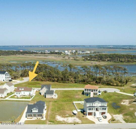 1310 Barnacle Lane, Morehead City, NC 28557 (MLS #100241708) :: Barefoot-Chandler & Associates LLC