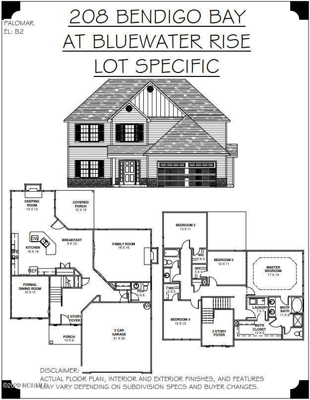 1003 Snapper Street, New Bern, NC 28562 (MLS #100247614) :: David Cummings Real Estate Team