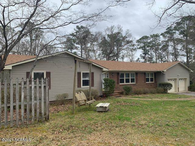 102 Oak Ridge Drive, Havelock, NC 28532 (MLS #100248641) :: The Oceanaire Realty