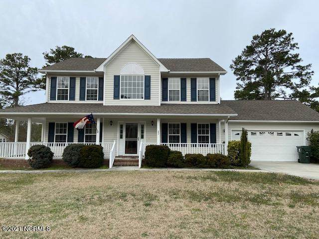 442 Star Hill Drive, Cape Carteret, NC 28584 (MLS #100258834) :: Donna & Team New Bern