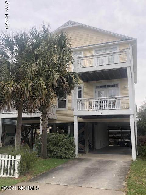 1115 Mackerel Lane #2, Carolina Beach, NC 28428 (MLS #100259068) :: Lynda Haraway Group Real Estate