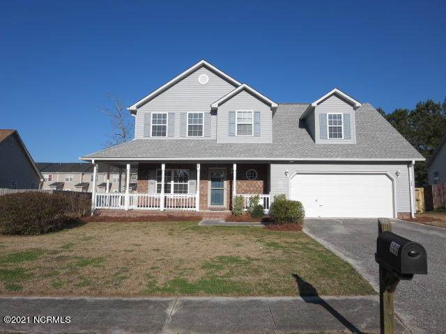 103 Baldwin Court, Jacksonville, NC 28546 (MLS #100261432) :: David Cummings Real Estate Team