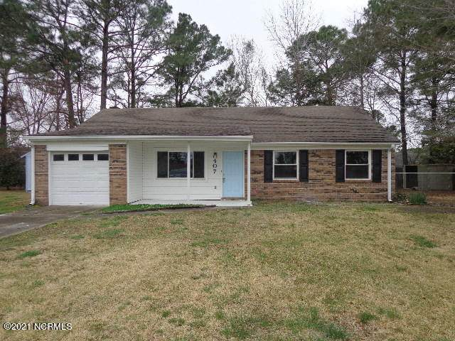 407 Cedar Court, Jacksonville, NC 28546 (MLS #100262885) :: Great Moves Realty