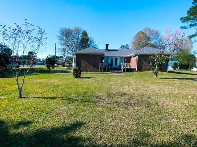 123 Allison Street, Rose Hill, NC 28458 (MLS #100268346) :: RE/MAX Elite Realty Group