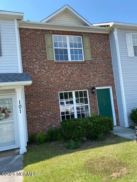 103 Spring Meadows Drive, Jacksonville, NC 28546 (MLS #100268784) :: David Cummings Real Estate Team