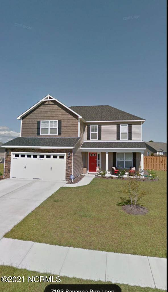 7168 Savanna Run Loop, Wilmington, NC 28411 (MLS #100270968) :: CENTURY 21 Sweyer & Associates