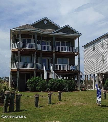1314 W Beach Drive, Oak Island, NC 28465 (MLS #100275436) :: Aspyre Realty Group   Coldwell Banker Sea Coast Advantage