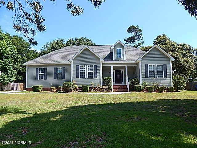 118 Shellbank Drive, Sneads Ferry, NC 28460 (MLS #100276613) :: The Tingen Team- Berkshire Hathaway HomeServices Prime Properties