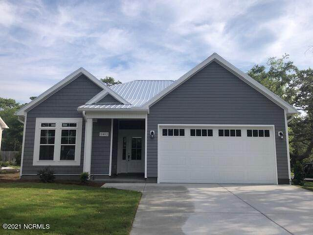 2402 W Oak Island Drive, Oak Island, NC 28465 (MLS #100277525) :: RE/MAX Essential