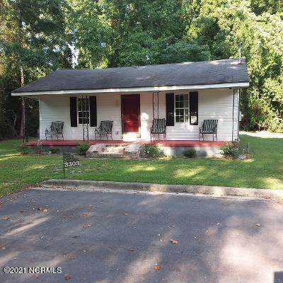 3303 N Jefferson Street, Fountain, NC 27829 (MLS #100286559) :: Berkshire Hathaway HomeServices Prime Properties