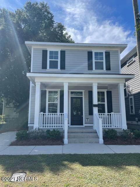 604 Campbell Street, Wilmington, NC 28401 (MLS #100293120) :: Shapiro Real Estate Group