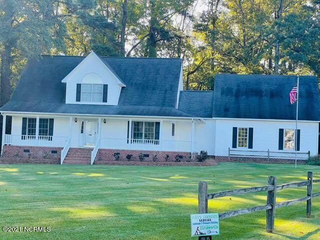 2110 Autumn Drive, Kinston, NC 28501 (MLS #100295569) :: Frost Real Estate Team