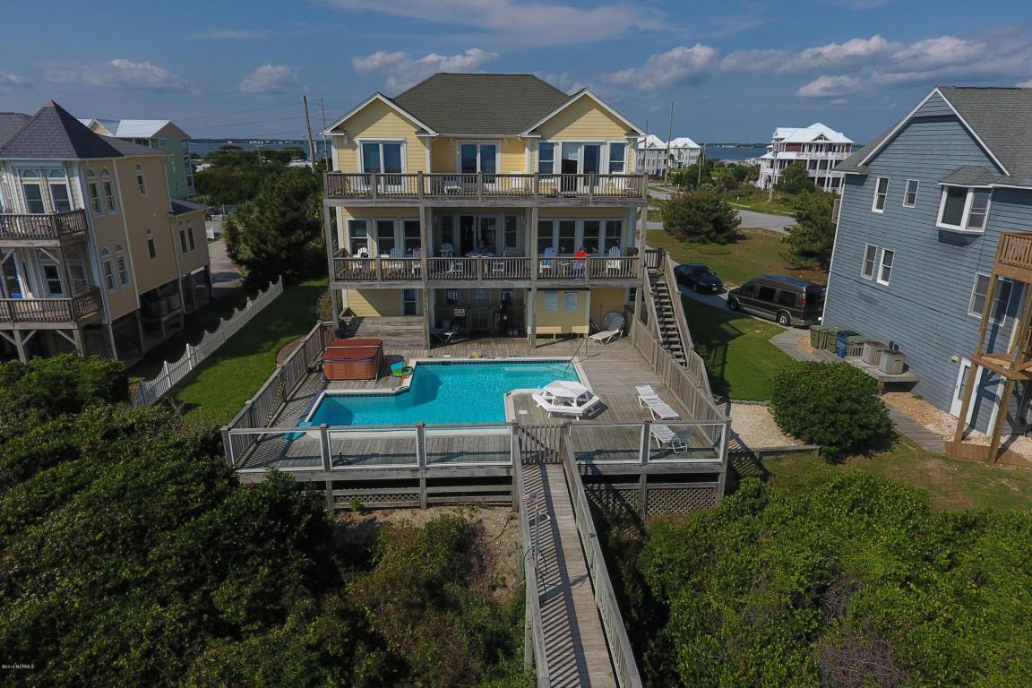 3103 Ocean Drive, Emerald Isle, NC 28594 (MLS #11501472) :: Century 21 Sweyer & Associates