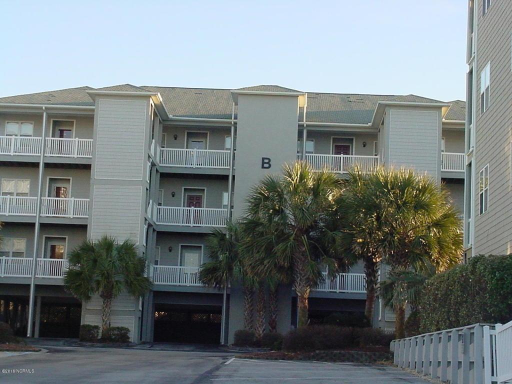 1701 Salter Path Road 103-B Ocean, Indian Beach, NC 28512 (MLS #11502749) :: Century 21 Sweyer & Associates