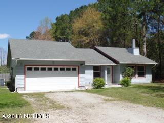 1017 Sand Ridge Road, Hubert, NC 28539 (MLS #11503611) :: Century 21 Sweyer & Associates