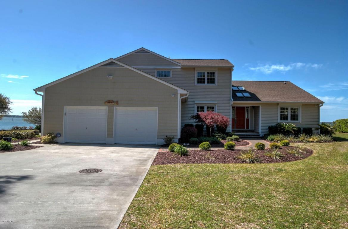 202 Bogue Drive, Morehead City, NC 28557 (MLS #11504437) :: Century 21 Sweyer & Associates