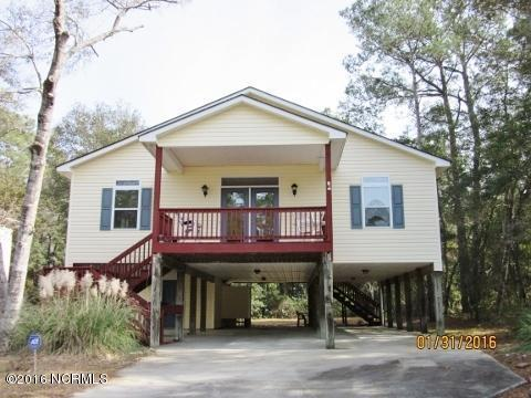 326 NE 41st Street, Oak Island, NC 28465 (MLS #20657135) :: Century 21 Sweyer & Associates