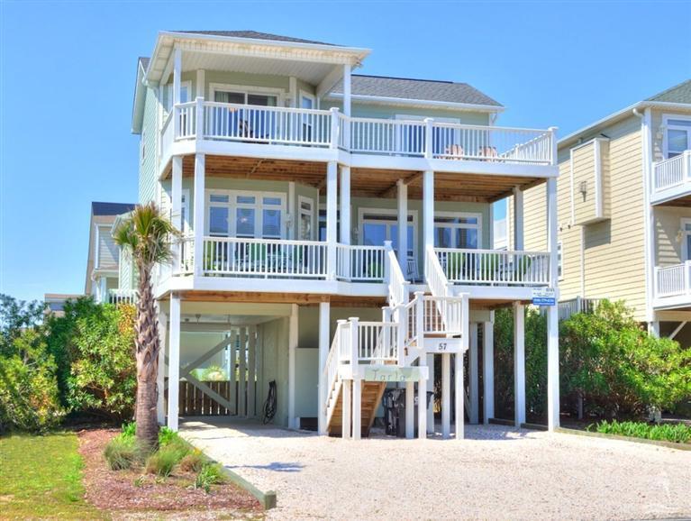 57 E First Street, Ocean Isle Beach, NC 28469 (MLS #20696190) :: Century 21 Sweyer & Associates
