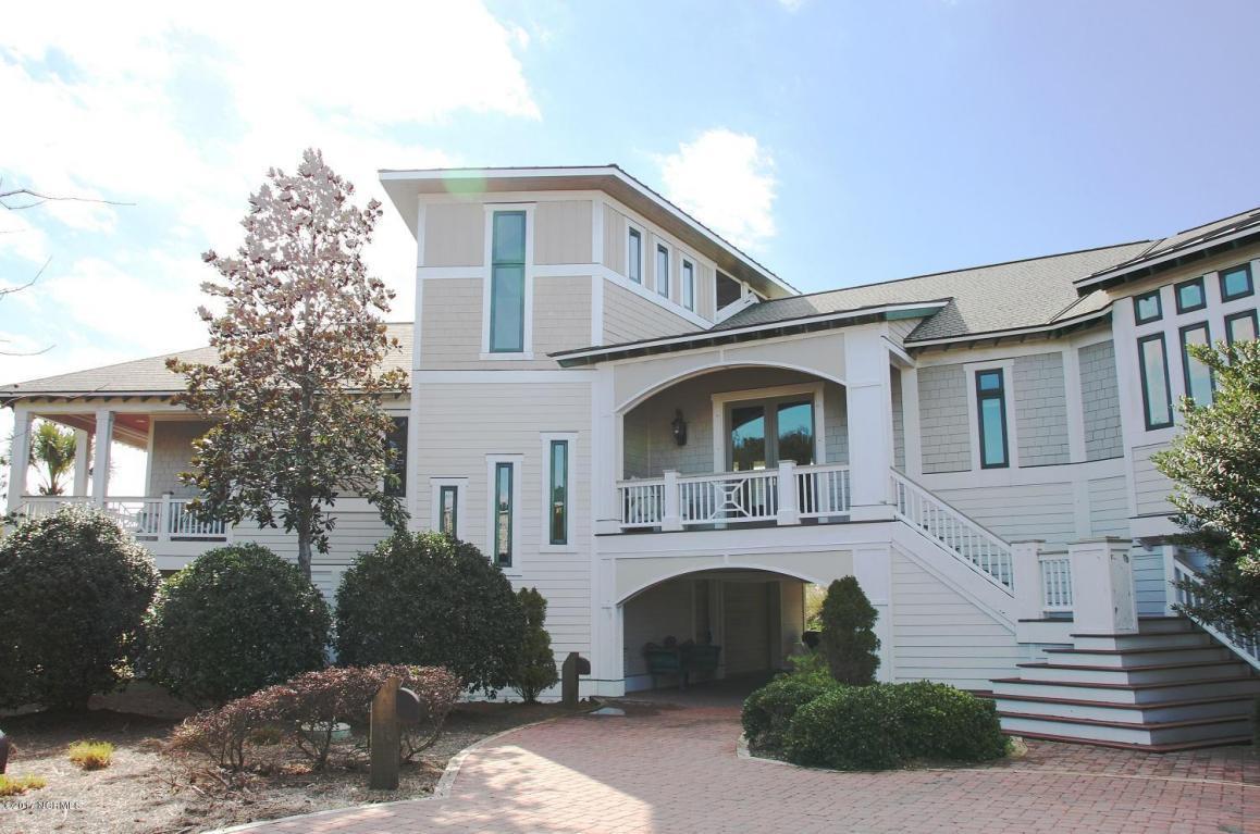 4 Spikerush Court, Bald Head Island, NC 28461 (MLS #20697723) :: Century 21 Sweyer & Associates