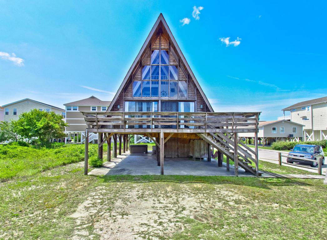202 E Second Street, Ocean Isle Beach, NC 28469 (MLS #20697778) :: Century 21 Sweyer & Associates