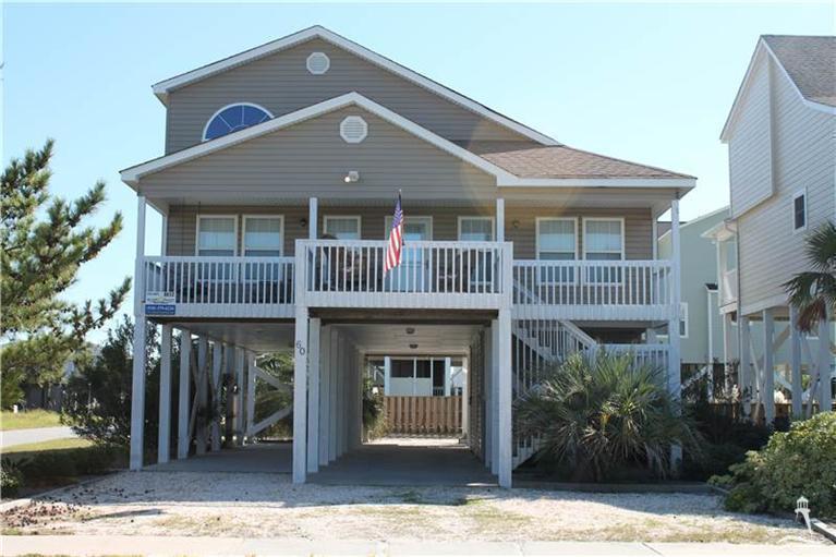 60 E Second Street, Ocean Isle Beach, NC 28469 (MLS #20699123) :: Century 21 Sweyer & Associates