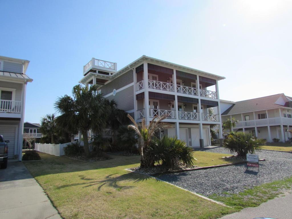 151 Yacht Watch Drive, Holden Beach, NC 28462 (MLS #30525011) :: Century 21 Sweyer & Associates