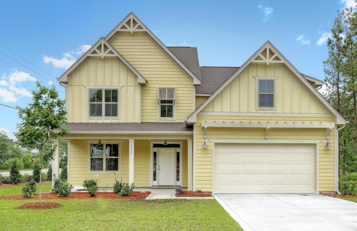 7222 Gregory Thorpe Lane, Wilmington, NC 28411 (MLS #30529412) :: Century 21 Sweyer & Associates