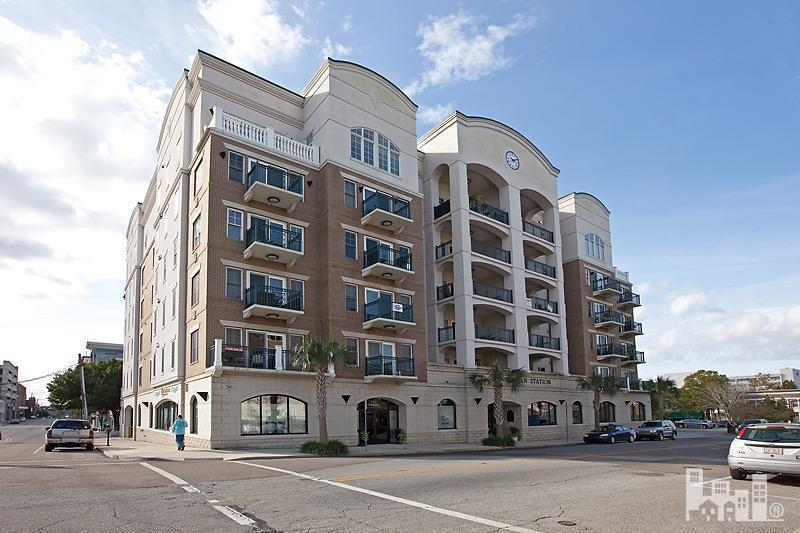 124 Walnut Street #502, Wilmington, NC 28401 (MLS #30530771) :: Century 21 Sweyer & Associates