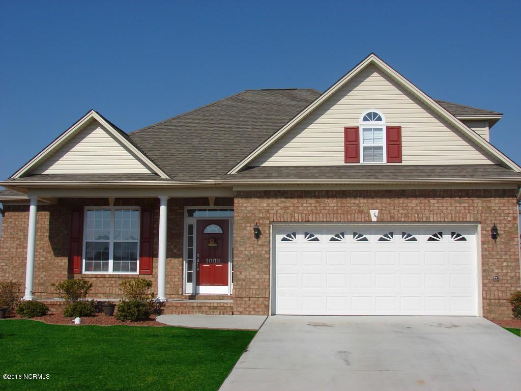 1005 Pavestone Court, Leland, NC 28451 (MLS #30532093) :: Century 21 Sweyer & Associates
