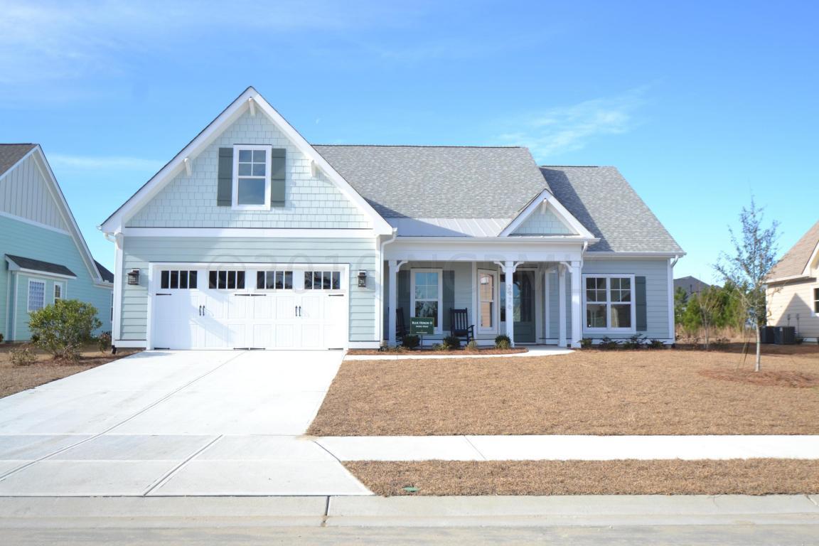 2976 Pullen Drive, Leland, NC 28451 (MLS #30532331) :: Century 21 Sweyer & Associates