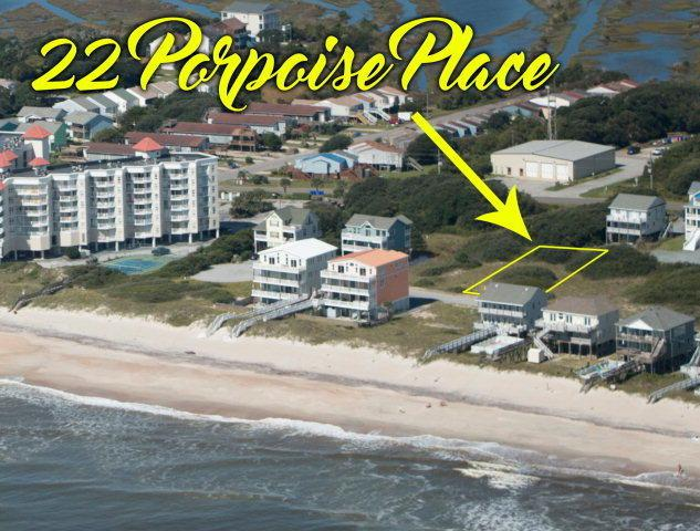22 Porpoise Place, North Topsail Beach, NC 28460 (MLS #40206428) :: Century 21 Sweyer & Associates