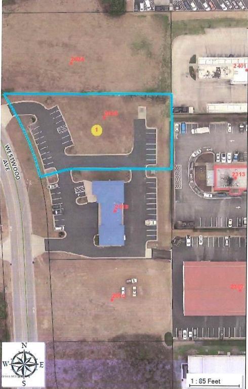 2020 Westwood Avenue, Wilson, NC 27893 (MLS #60050792) :: Coldwell Banker Sea Coast Advantage