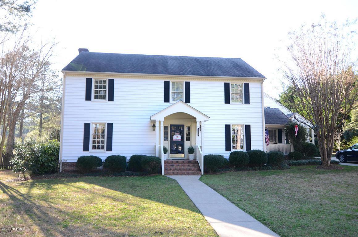 1709 NW Westbrook Drive NW, Wilson, NC 27896 (MLS #60053460) :: Century 21 Sweyer & Associates