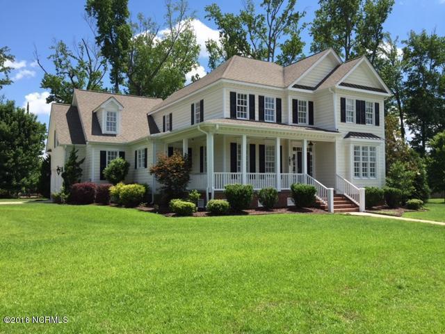 3601 N Inkberry Circle N, Wilson, NC 27896 (MLS #60054340) :: Century 21 Sweyer & Associates