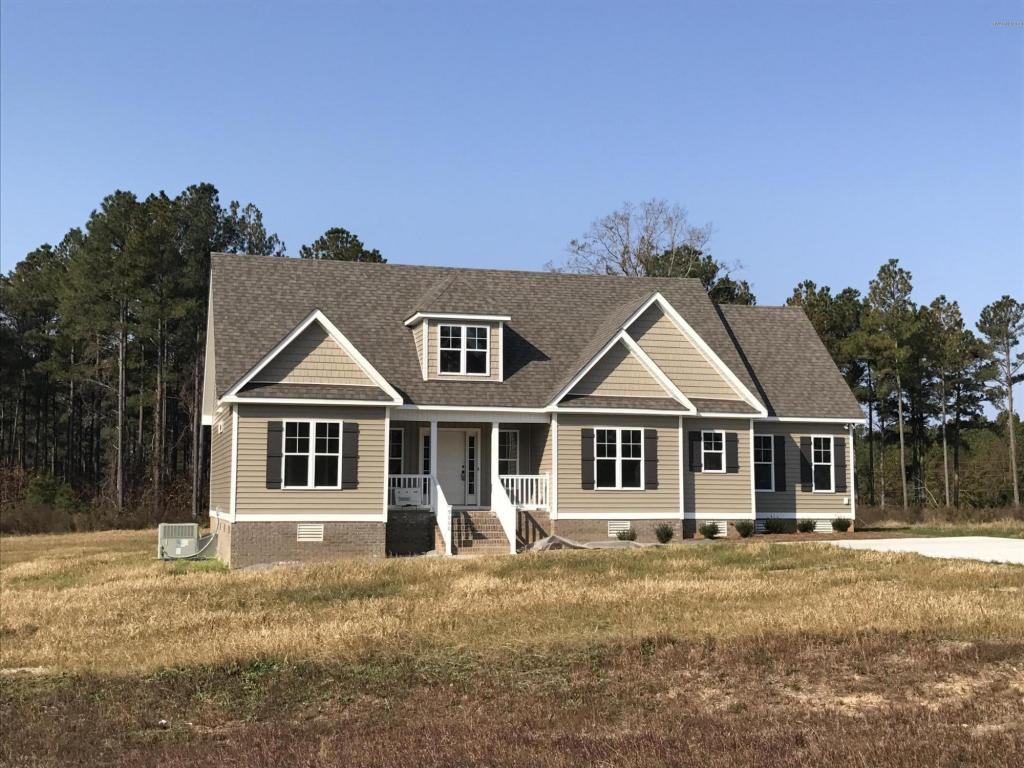 9006 Buckhead Lane, Sims, NC 27880 (MLS #60054535) :: Century 21 Sweyer & Associates