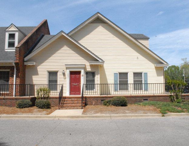 2231-B NW Nash Street, Wilson, NC 27896 (MLS #60054550) :: Century 21 Sweyer & Associates