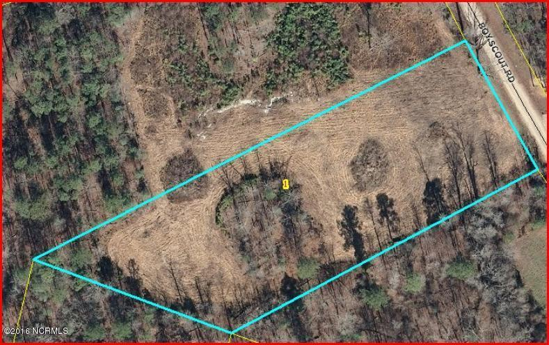 Lot 5 Boy Scout Road, Bailey, NC 27807 (MLS #60054628) :: Century 21 Sweyer & Associates
