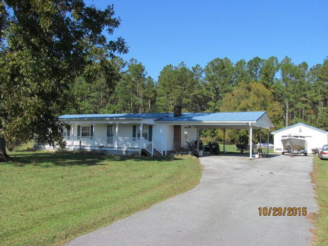 616 Walker Road, Aurora, NC 27806 (MLS #70032633) :: Century 21 Sweyer & Associates