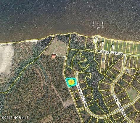 Lot 50 Lot 50 Eagle Nest Trail, Blounts Creek, NC 27814 (MLS #70032778) :: Century 21 Sweyer & Associates