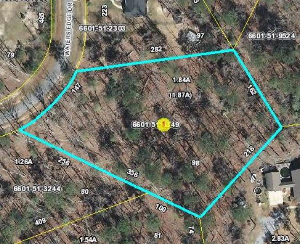 Lot 98 Waters Edge Drive, Chocowinity, NC 27817 (MLS #70033272) :: RE/MAX Essential