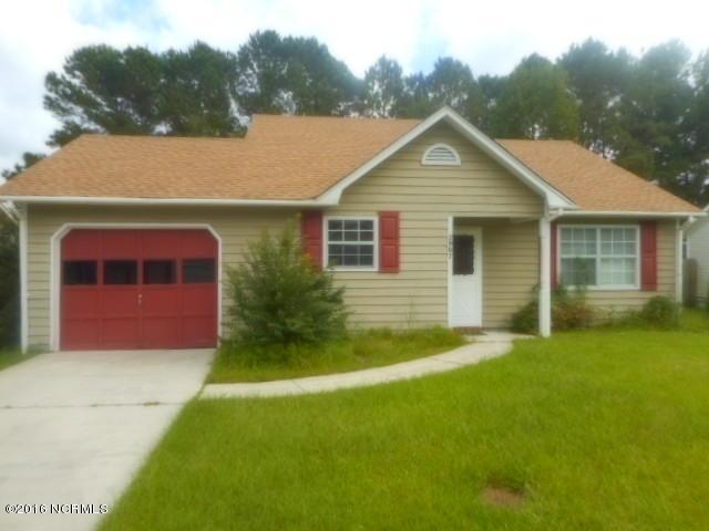 2907 Norbrick Street, Midway Park, NC 28544 (MLS #80079912) :: Century 21 Sweyer & Associates