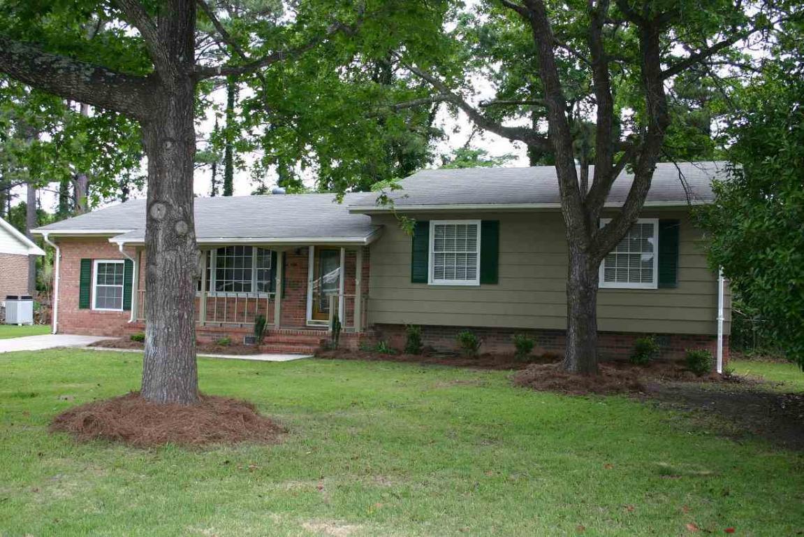 124 Carolina Circle, Jacksonville, NC 28546 (MLS #80166880) :: Century 21 Sweyer & Associates